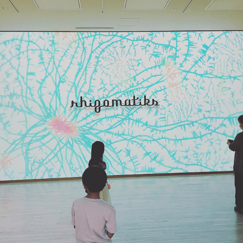ライゾマティクス展へ。圧巻たるエンジニアリングとアート!https://www.mot-art-museum.jp/exhibitions/rhizomatiks/